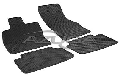Design Gummimatten für Skoda Octavia III (5E) ab 2013 Gummi-Fußmatten Automatten
