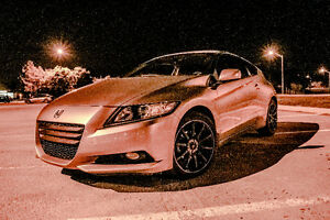 2011 Honda CR-Z Coupe hybrid