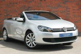 image for 2013 Volkswagen Golf 1.6 TDI BlueMotion Tech SE Cabriolet 2dr Convertible Diesel