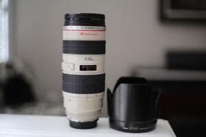 Canon 70-200 f2.8 non IS Ver1