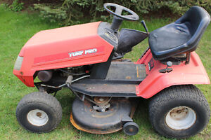 TURF PRO LAWN TRACTOR