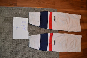 WINDSOR SPITFIRES GAME USED SOCKS HOME, AWAY, ALTERNATE, WOW