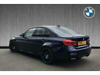 2018 BMW M3 M3 Saloon Competition Package Saloon Petrol Manual