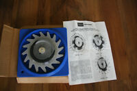 SEARS CRAFTSMAN WOBBLE DADO BLADE 16T NEVER USED