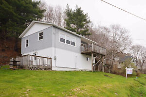 New Listing! Great Home With Over 900 feet of River Frontage