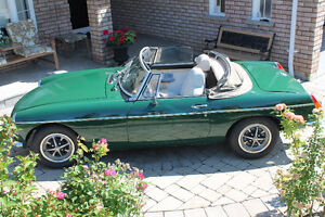1972 MGB Classic Car Low Milage