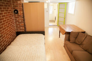 All-incl Furnished BachelorApartment for Rent -January or sooner