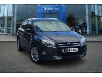 2014 Ford Focus 1.6 TDCi Titanium Navigator ECOnetic 5dr **With Parking Sensor &