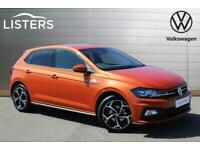 2021 Volkswagen POLO HATCHBACK 1.0 TSI 115 R-Line 5dr DSG Auto Hatchback Petrol