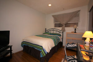 Room for rent close to UofC including utility and wifi