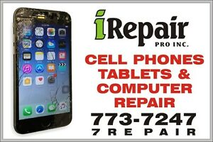 Cell Phone / Tablet Repair-iPhone / iPad - Best Prices