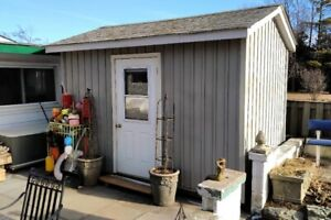 Shed, Bunkie, Workshop, Guard House, Office, Studio - Winterized