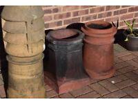 Chimney pots £25 each