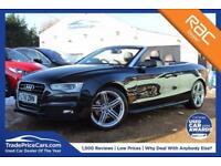 2012 61 AUDI A5 3.0 TDI QUATTRO S LINE S/S 2D AUTO 245 BHP DIESEL