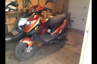 SCOOTER PGO BIG MAX 2007 50cc 2 TEMPS 2 PLACES