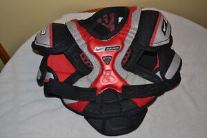 Nike Bauer Supreme 70 Shoulder Pads - junior