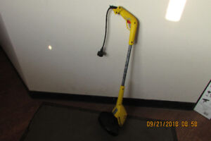 Electric Grass String Trimmer