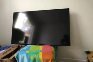 TV Insignia 1080p 47po + support mural