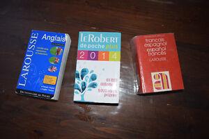 3 Dictionnaires