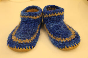 Padraig Slippers Size Youth 1