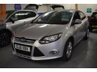 2012 FORD FOCUS ZETEC HATCHBACK PETROL