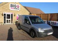 2006 FORD TRANSIT CONNECT T220 TDCI 90 LX SWB LOW ROOF PANEL VAN DIESEL