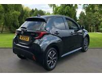 2021 Toyota YARIS HYBRID 1.5 VVT-i Design Auto Hatchback P/Electric Automatic