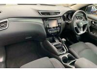 2018 Nissan Qashqai 1.2 DiG-T N-Connecta 5dr Manual Hatchback Petrol Manual