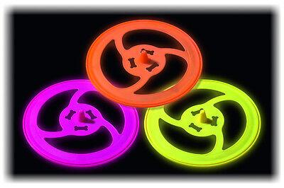 Day Night Frisbee Spielspass der im Dunkeln leuchtet ()