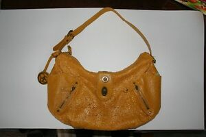 Jessica Simpson Satchel Bag (mustard)