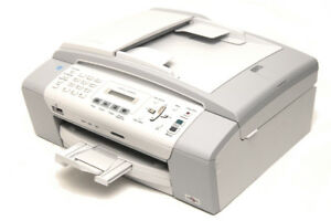 Brother MFC 290C ink jet printer fax copy machine - $30
