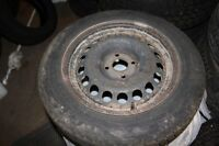 Cooper WEATHER-MASTER S/T 2 185/65R15 with Steel Wheels