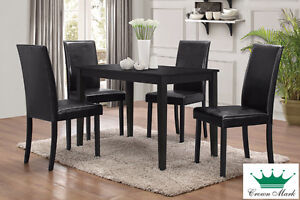 Brand NEW Sydney 5-Piece Dinette Set! Call 306-343-2155!
