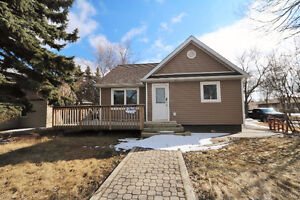 Here is an attractive and completely renovated home