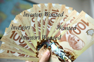 Investors Wanted