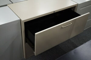 $99 SALE ON ALL 2 DRAWER CABINETS, 3 DRAWERS FROM $125