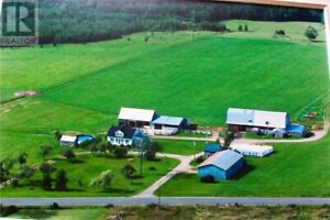 Sweet Farm sits just outside of Moncton!!