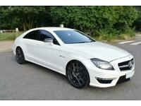 2012 Mercedes-Benz CLS 5.5 CLS63 AMG MCT 4dr Coupe Petrol Automatic