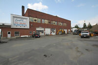 Warehouse/Shop Space For Lease (flexible space options)