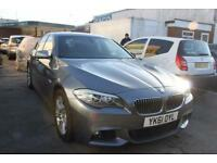 BMW 5 SERIES 520d M Sport - Stunning 5 Series With Loads Of Extras Fitted - FSH