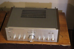 Sony TA-F3A Integrated Amp 50WPC