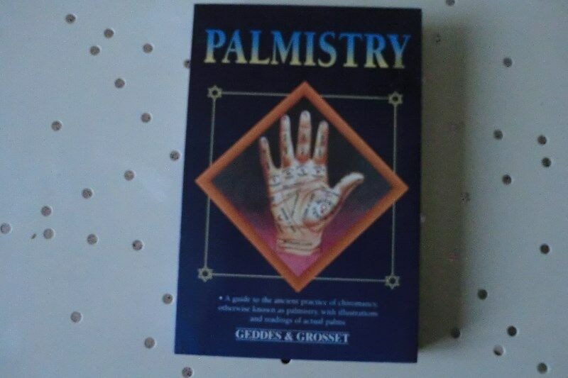 Palmistry By Geddes & Grosset