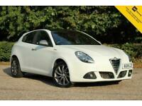 2014 Alfa Romeo Giulietta 1.6 JTDM-2 COLLEZIONE SPECIAL EDITION 5d 105 BHP Hatch