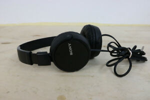 **SIMPLE** Sony Wired Headphones, MDRZX110