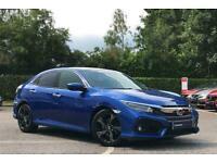2019 Honda Civic 5dr 1.5t Vtec Prestige Cvt CVT Hatchback Petrol Automatic