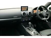 2020 Audi A3 Sportback Black Edition TFSI 300 PS S tronic Auto Hatchback Petrol