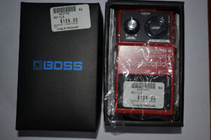 BOSS RC-1 LOOP STATION [SOLD] - NEW IN THE BOX $99 NO TAX - sold