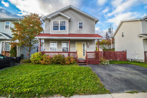Listed:  117 Moss Heather Drive, St. John's | New Price