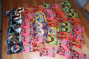 Lot cartes booster pack paquets divers scellé neuf Saint-Hyacinthe Québec image 2