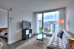 AMAZING FURNISHED PENTHOUSE DOWNTOWN - ALL INCLUDED!